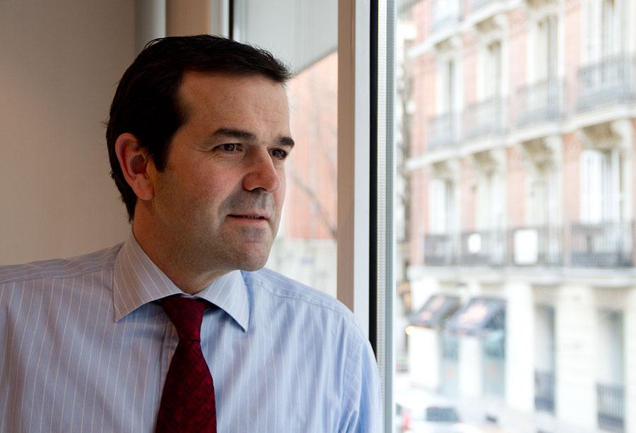 juan fernández-aceytuno, director general de sociedad de tasación
