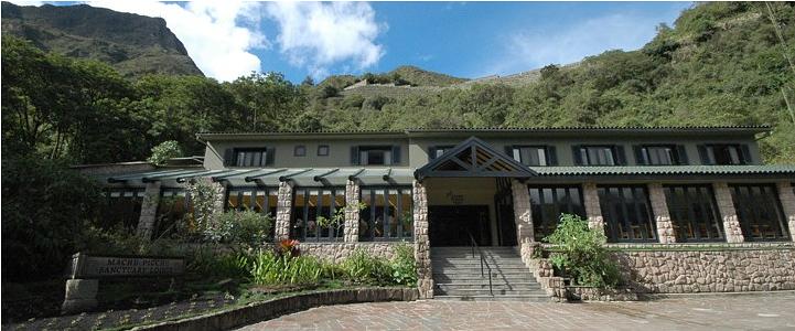 machu picchu sanctuary lodge