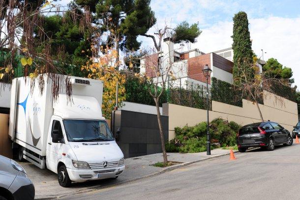 los duques de palma venden su casa en pedralbes por 7 millones