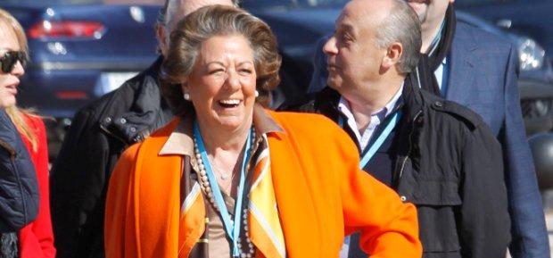 rita barberá, alcaldesa de valencia