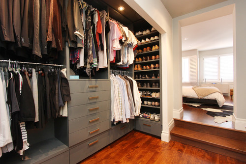 Ideas para armarios roperos de ensue o fotos idealista for Armarios roperos para habitaciones pequenas