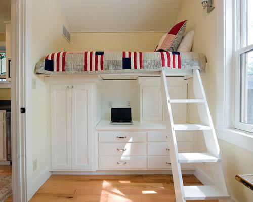 10 ideas de decoraci n para habitaciones peque as para - Habitaciones pequenas para ninas ...
