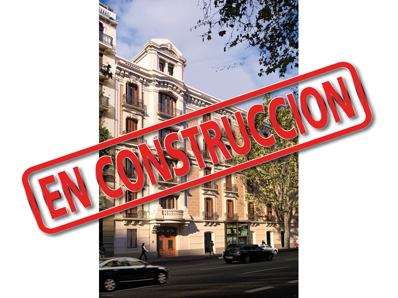 Bbva y santander se lanzan a promover viviendas de lujo en Madrid