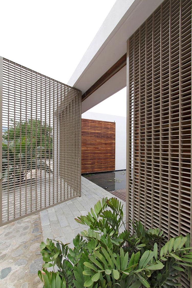 Casas de ensue o una villa minimalista en m xico frente - Casas de ensueno ...