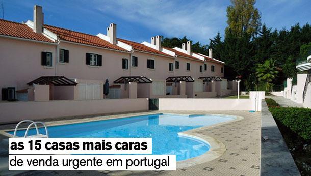 las 15 casas más caras que urge vender en portugal