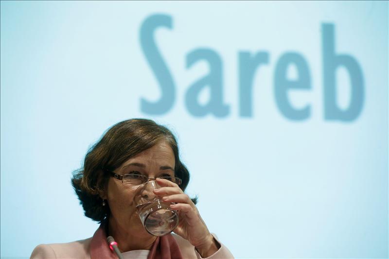 belén romana, presidenta de la sociedad Sareb