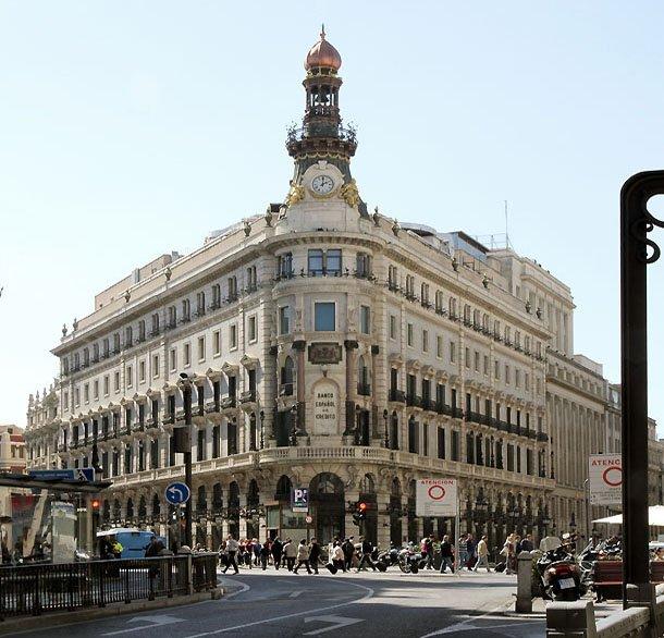 plaza de canalejas, en madrid