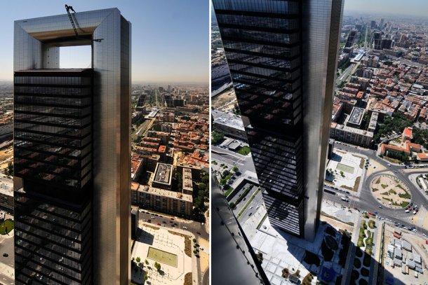 torre foster, propiedad de bankia