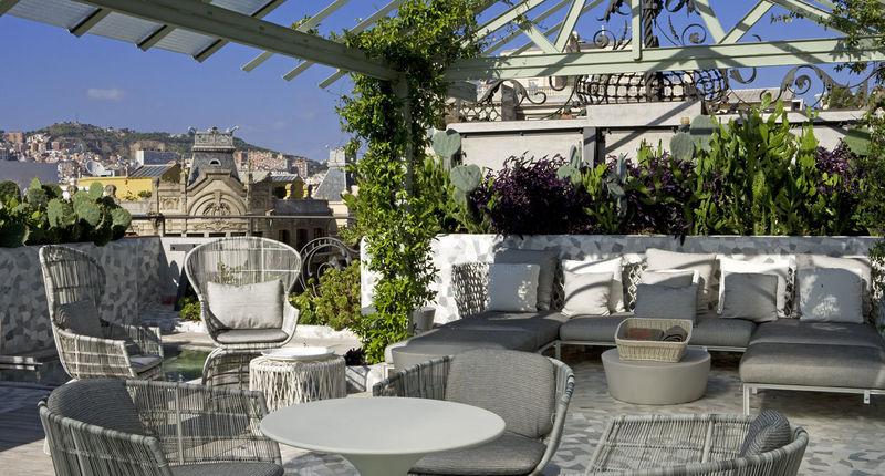 Hoteles con encanto una ventana a la arquitectura for Hoteles con encanto bcn