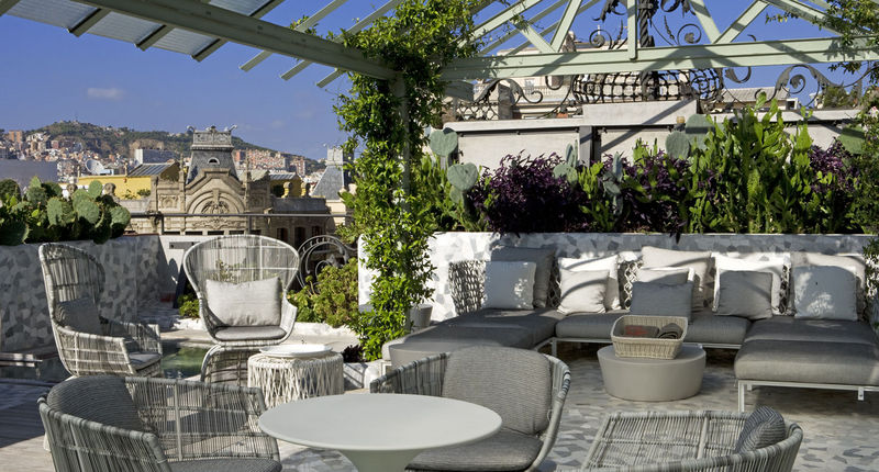 hotel palauet en barcelona