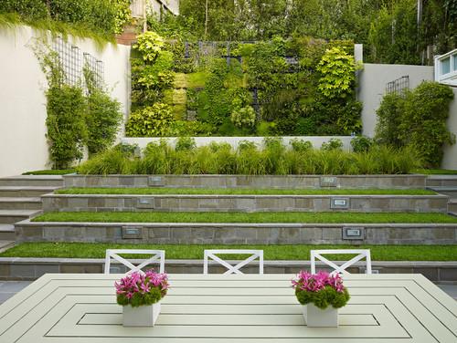 Ideas de decoraci n jardines verticales caseros fotos for Ideas para jardines verticales