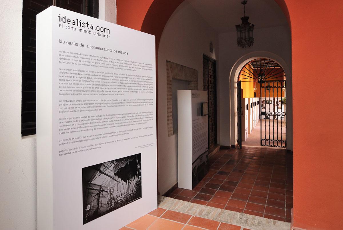 Abre las puertas de las hermandades de for Idealista puertas verdes