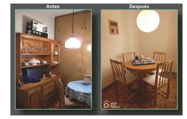 C mo decorar un piso heredado si lo quieres vender for Decorar piso antiguo poco dinero