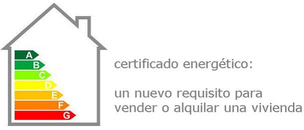 el certificado energético será obligatorio a partir del próximo 1 de junio