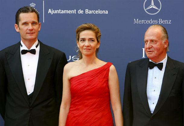 El rey hizo de agente inmobiliario para alquilar el - Agente inmobiliario barcelona ...