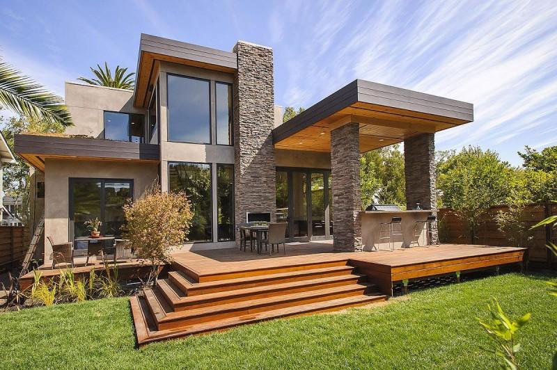 casa de ensueño en california