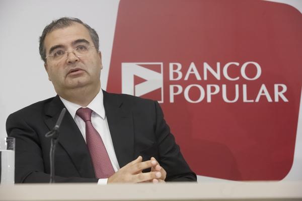 La inmobiliaria de banco popular prescinde de su director general
