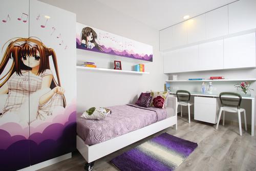 Ideas para decorar habitaciones juveniles fotos for Habitaciones juveniles barcelona