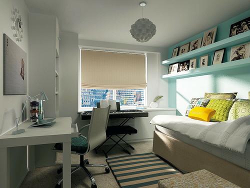 10 ideas de decoración para habitaciones pequeñas para niños ...