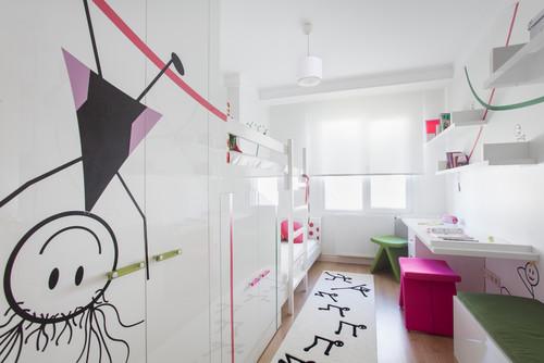 Ideas para decorar habitaciones juveniles fotos - Cuartos de bano juveniles ...
