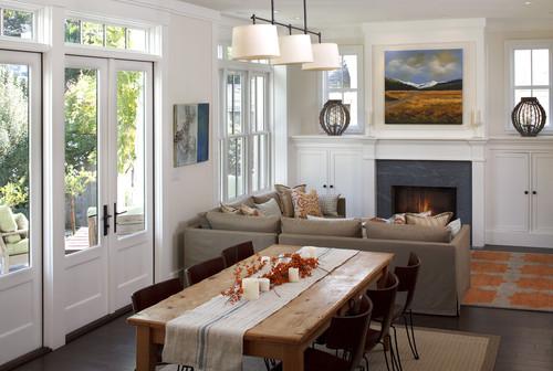 12 ideas de decoración para salones pequeños (fotos) — idealista/news