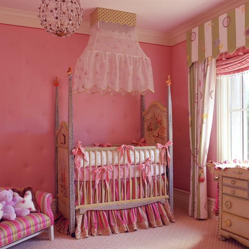 a92d65645 Habitaciones de princesas con una decoración excéntrica (fotos ...