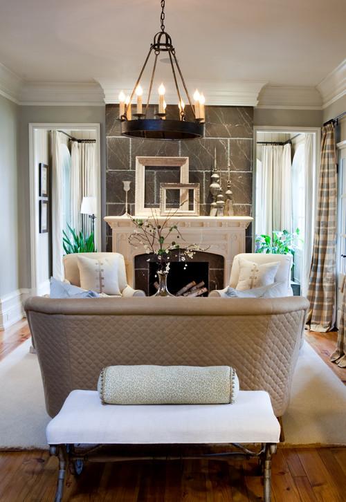 12 ideas de decoraci n para salones peque os fotos for Living room channel 9