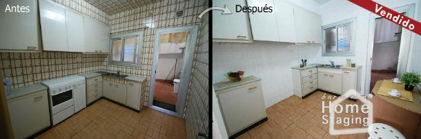 Ideas para sacar partido a una cocina y vender tu casa - Barcelona home staging ...