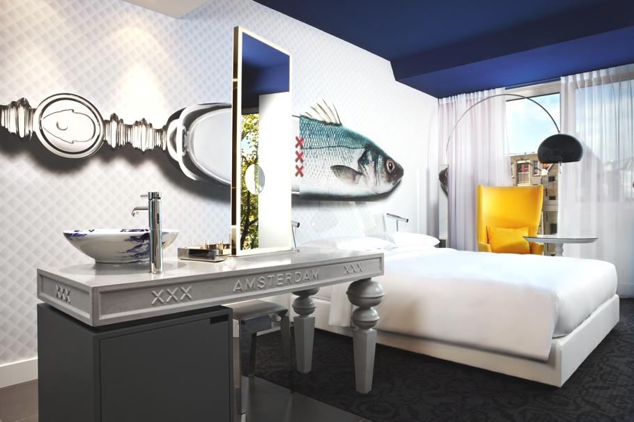 hotel con encanto en amsterdam