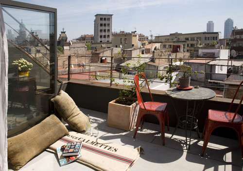 Ideas Para Decorar Balcones Y Terrazas Fotos Idealista News