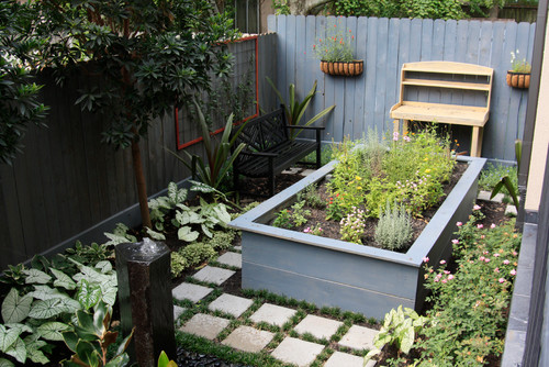 Ideas de decoraci n para un jard n peque o idealista news for Decoracion jardin grande