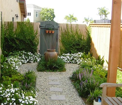Ideas de decoración para un jardín pequeño — idealista/news