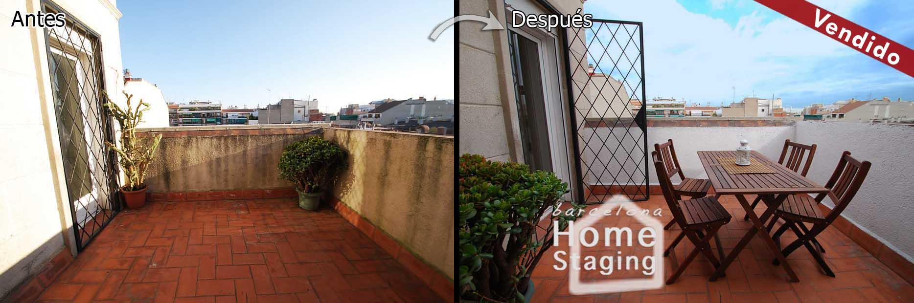 Balcones y terrazas c mo sacarles partido para vender m s - Molduras para paredes exteriores ...