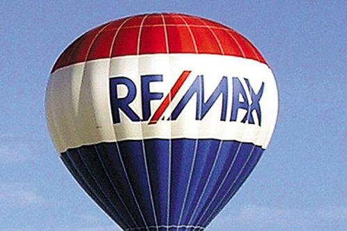 el globo aerostático símbolo de re/max