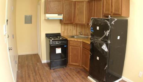 El apartamento más pequeño en alquiler en nueva york: 9 m2 por 1.275 dólares mensuales
