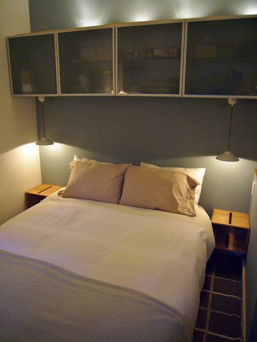 4 sencillas ideas para amueblar un dormitorio peque o - Como aprovechar espacios pequenos ...
