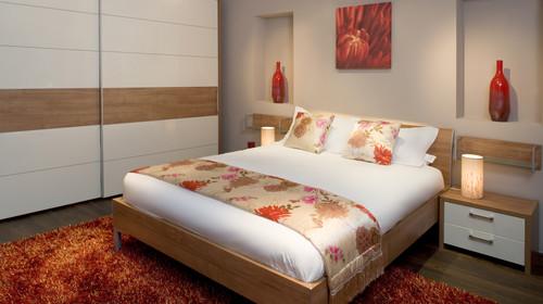sencillas ideas para amueblar un dormitorio pequeo