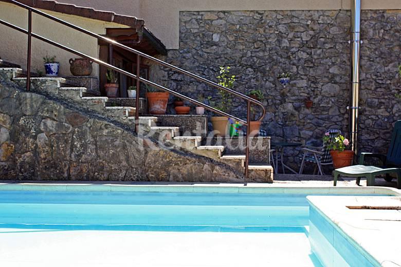 Las mejores casas rurales para disfrutar del salvaje for Las mejores casas rurales con piscina