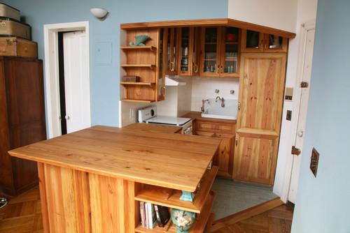 Ideas de decoraci n para cocinas peque as fotos - Cocinas originales pequenas ...