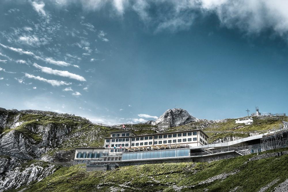 hotel con encanto en suiza