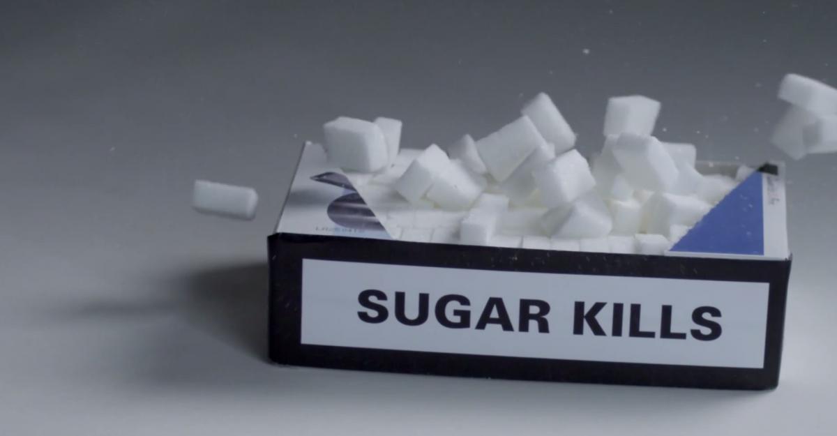 el consumo de azúcar se ha disparado un 45% en los últimos 30 años