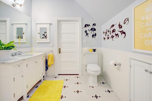 Baños Para Niños | Ideas De Decoracion De Banos Para Ninos Fotos Idealista News
