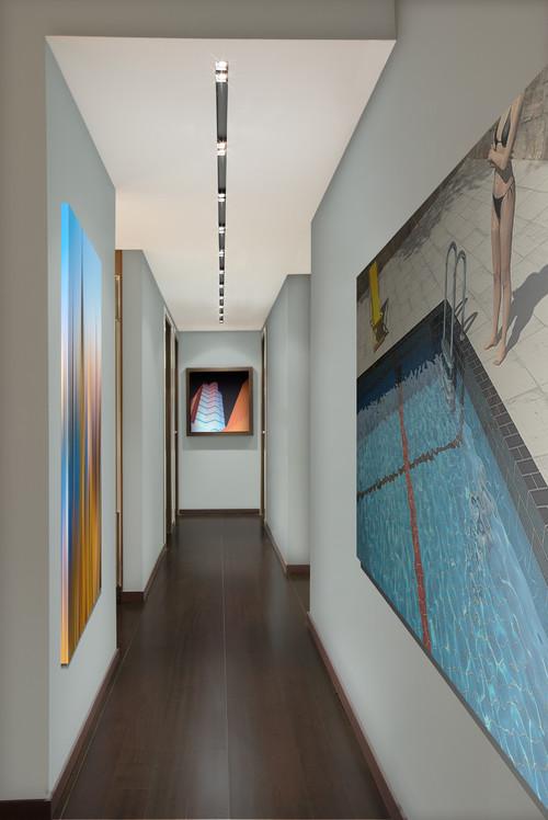 Ideas para decorar un pasillo estrecho (fotos) — idealista/news