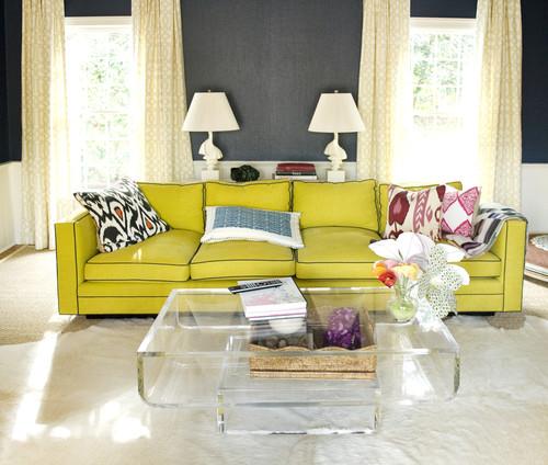 C mo elegir el sof para el sal n fotos idealista news for Living room channel 10 hot or not