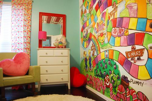 Decoraci n de habitaciones infantiles ideas para pintar las paredes idealista news - Ideas pintar habitacion infantil ...