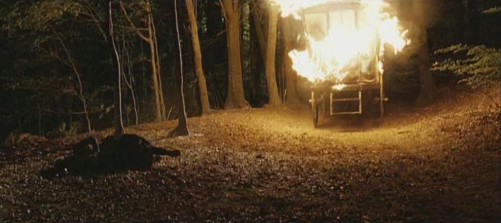 imagen de la película 'romasanta, la caza de la bestia'