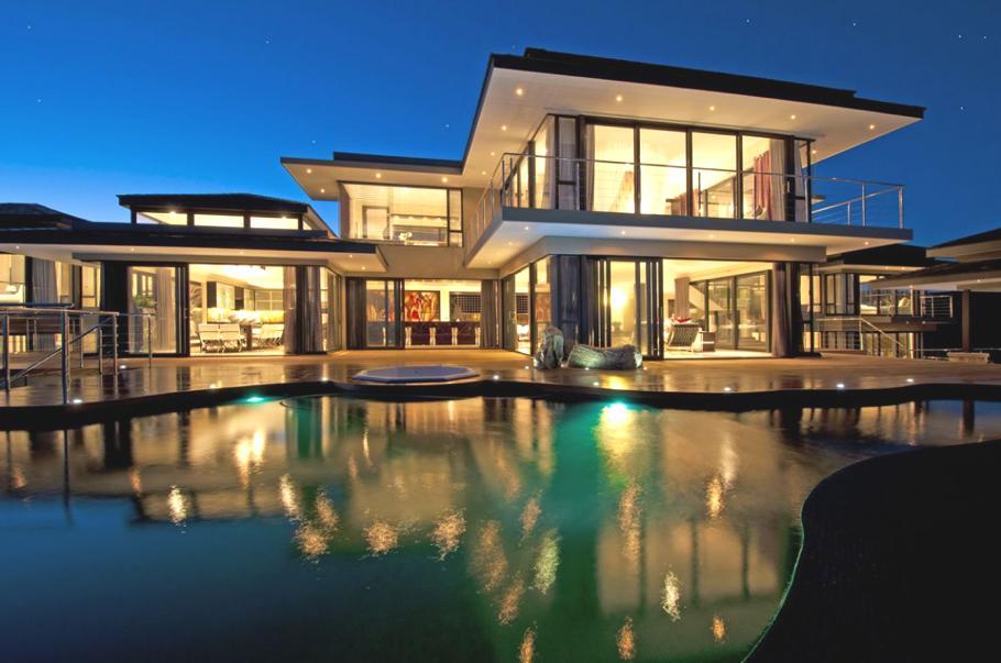 casa de ensueño en sudáfrica