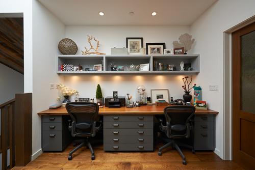 Ideas para decorar una habitaci n de estudio fotos for Arredamento casa como