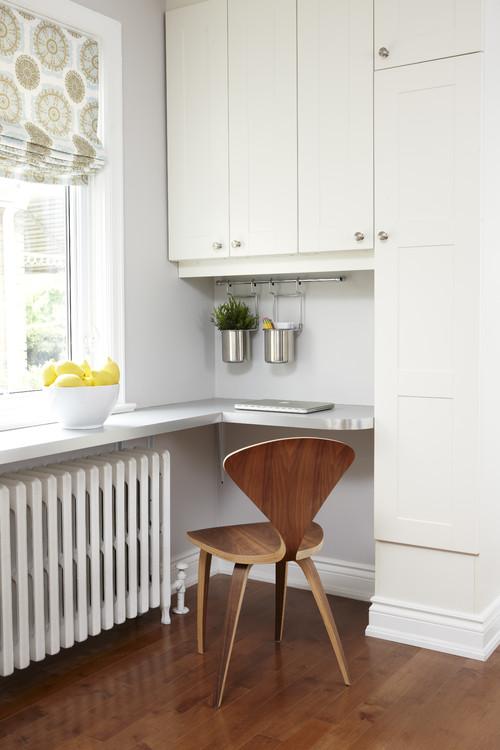 10 ideas para cubrir los radiadores de forma original - Como colocar marmol ...