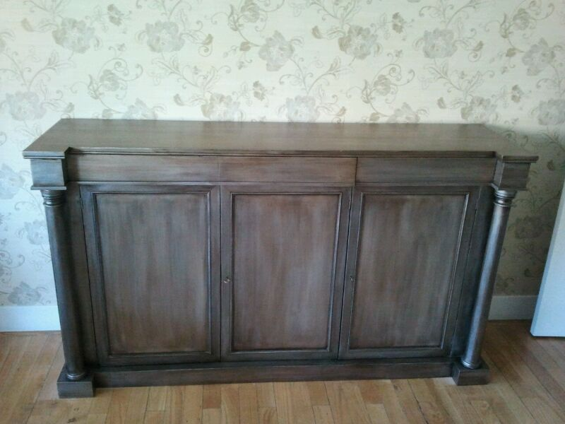 Moderniza tus muebles antiguos y da un toque especial a tu - Transformar muebles viejos ...